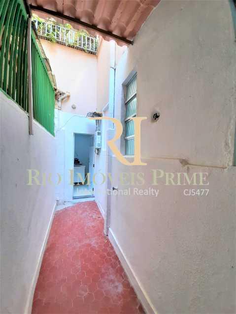 ÁREA DE SERVIÇO - Apartamento à venda Rua Professor Gabizo,Tijuca, Rio de Janeiro - R$ 385.000 - RPAP20257 - 23