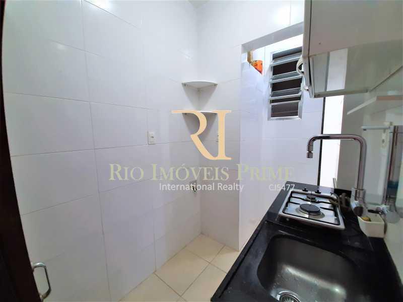 COZINHA - Apartamento 1 quarto para alugar Copacabana, Rio de Janeiro - R$ 1.500 - RPAP10066 - 11