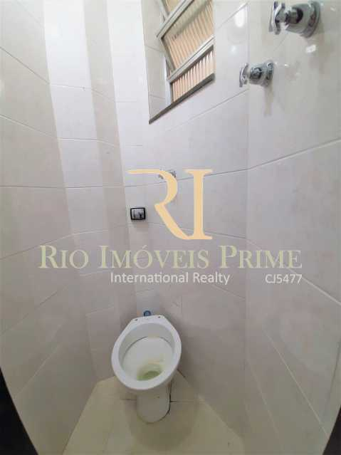 BANHEIRO DE SERVIÇO - Apartamento 1 quarto para alugar Copacabana, Rio de Janeiro - R$ 1.500 - RPAP10066 - 17