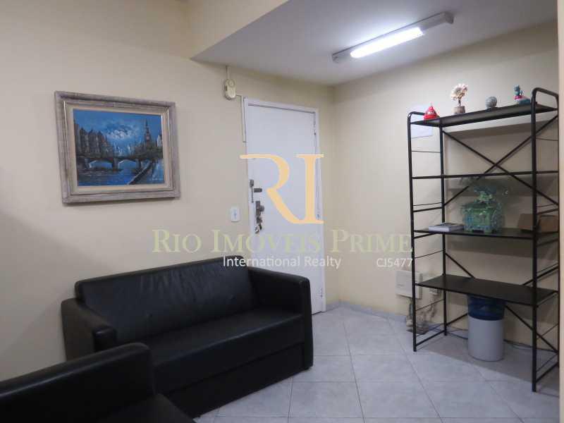RECEPÇÃO - Sala Comercial 59m² à venda Centro, Rio de Janeiro - R$ 264.900 - RPSL00002 - 3