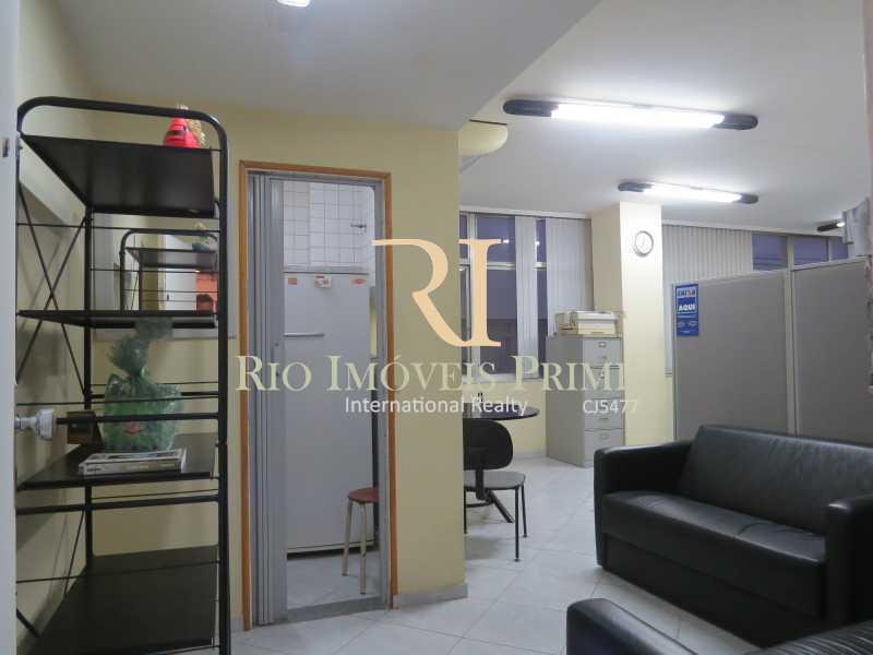 RECEPÇÃO - Sala Comercial 59m² à venda Centro, Rio de Janeiro - R$ 264.900 - RPSL00002 - 4