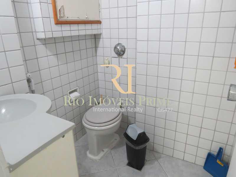 BANHEIRO - Sala Comercial 59m² à venda Centro, Rio de Janeiro - R$ 264.900 - RPSL00002 - 13