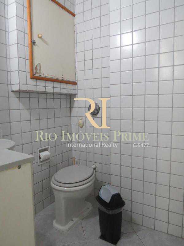 BANHEIRO - Sala Comercial 59m² à venda Centro, Rio de Janeiro - R$ 264.900 - RPSL00002 - 14