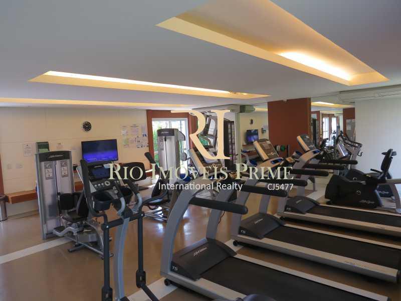 FITNESS - Apartamento 2 quartos à venda Recreio dos Bandeirantes, Rio de Janeiro - R$ 585.000 - RPAP20015 - 16