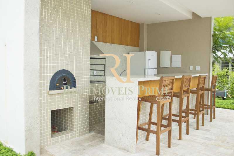 CHURRASQUEIRA - Apartamento 2 quartos à venda Recreio dos Bandeirantes, Rio de Janeiro - R$ 585.000 - RPAP20015 - 18