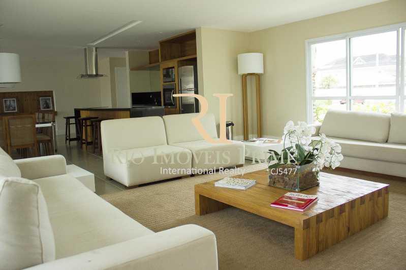 SALÃO GOURMET - Apartamento 2 quartos à venda Recreio dos Bandeirantes, Rio de Janeiro - R$ 585.000 - RPAP20015 - 20
