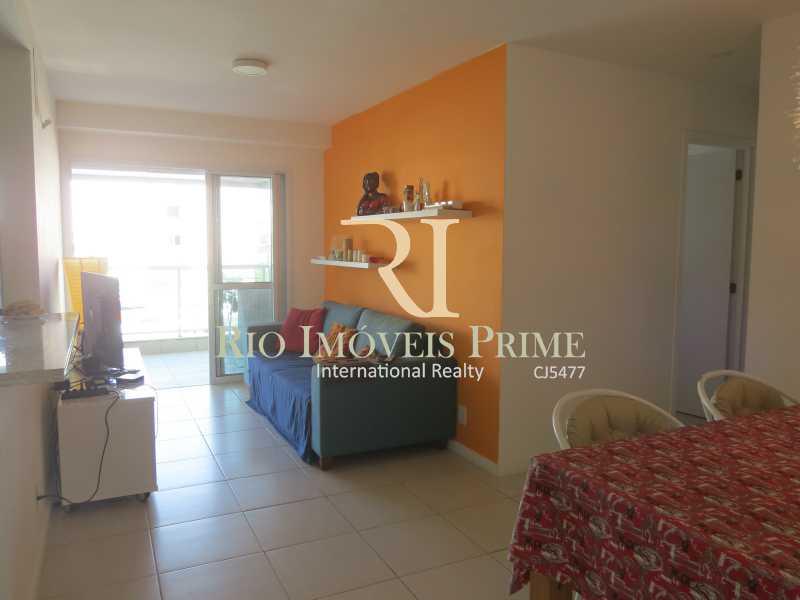 SALA - Apartamento 2 quartos à venda Recreio dos Bandeirantes, Rio de Janeiro - R$ 585.000 - RPAP20015 - 4