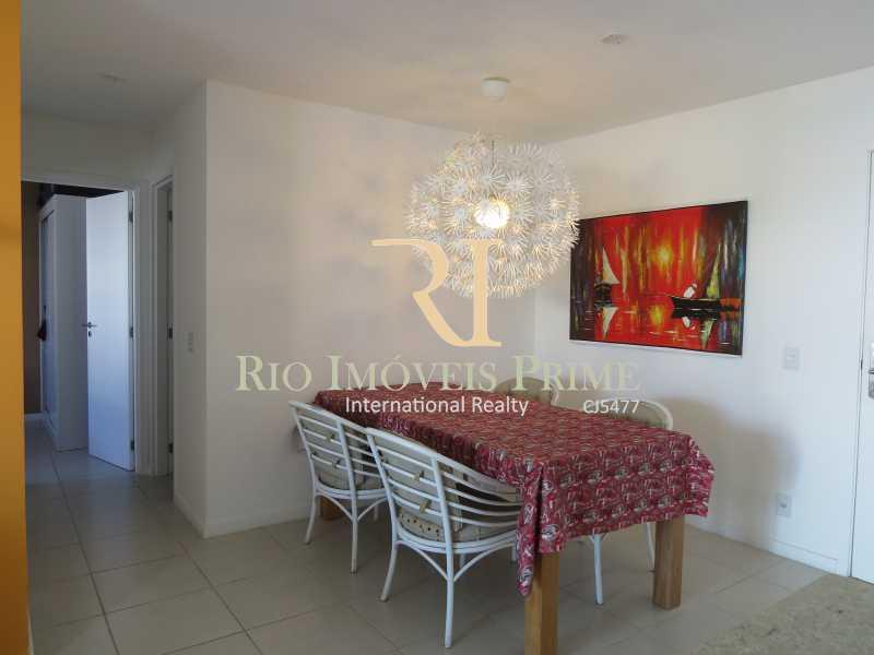 SALA - Apartamento 2 quartos à venda Recreio dos Bandeirantes, Rio de Janeiro - R$ 585.000 - RPAP20015 - 5