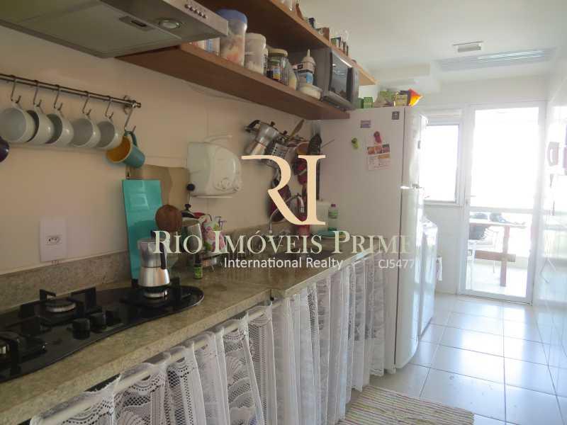 COZINHA - Apartamento 2 quartos à venda Recreio dos Bandeirantes, Rio de Janeiro - R$ 585.000 - RPAP20015 - 11