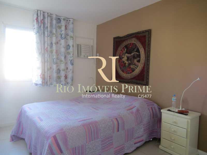 SUÍTE - Apartamento 2 quartos à venda Recreio dos Bandeirantes, Rio de Janeiro - R$ 585.000 - RPAP20015 - 6