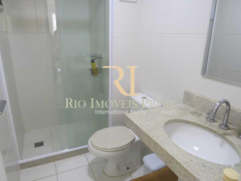 BANHEIRO SUÍTE - Apartamento 2 quartos à venda Recreio dos Bandeirantes, Rio de Janeiro - R$ 585.000 - RPAP20015 - 8
