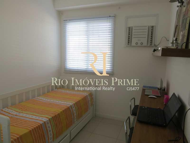 QUARTO2 - Apartamento 2 quartos à venda Recreio dos Bandeirantes, Rio de Janeiro - R$ 585.000 - RPAP20015 - 9