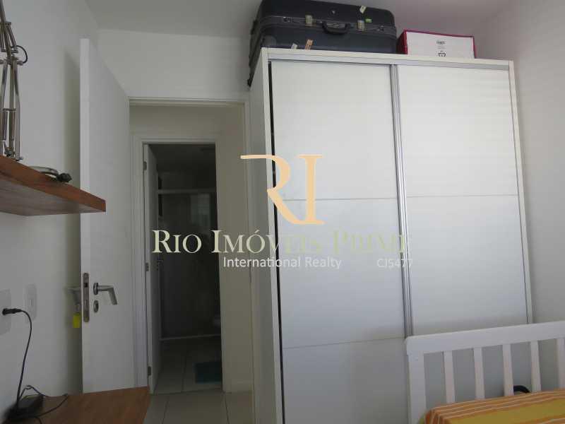 QUARTO2 - Apartamento 2 quartos à venda Recreio dos Bandeirantes, Rio de Janeiro - R$ 585.000 - RPAP20015 - 10