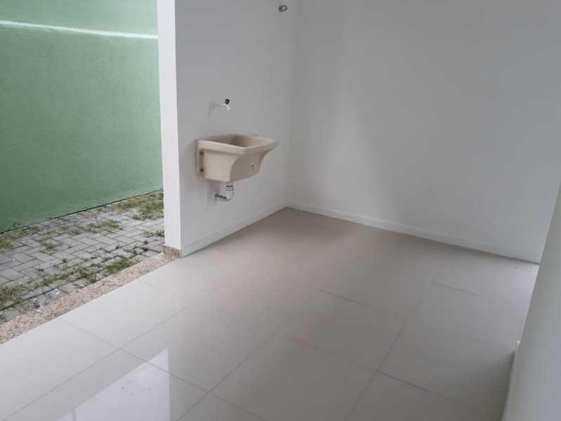 88db65b4-779d-4a3f-b625-8b9bf6 - Casa em Condominio Para Alugar - Rio de Janeiro - RJ - Recreio dos Bandeirantes - ESCN40003 - 5