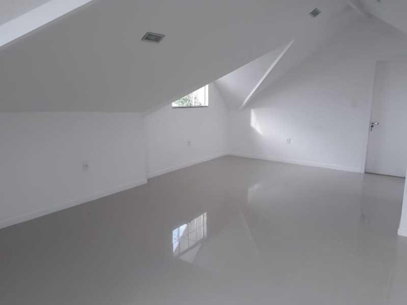 902b94e0-0fd9-4d60-924d-225947 - Casa em Condominio Para Alugar - Rio de Janeiro - RJ - Recreio dos Bandeirantes - ESCN40003 - 11