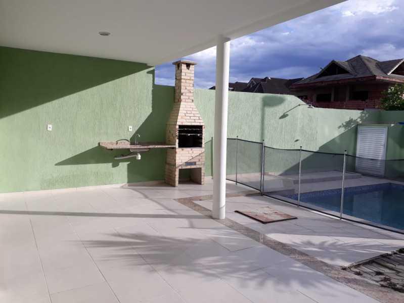 5330960e-ecb5-4846-8f92-c2b7a7 - Casa em Condominio Para Alugar - Rio de Janeiro - RJ - Recreio dos Bandeirantes - ESCN40003 - 3