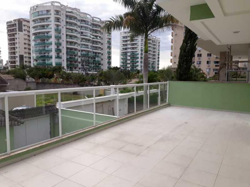cc0869b7-a0c4-44ef-8607-108cc4 - Casa em Condominio Para Alugar - Rio de Janeiro - RJ - Recreio dos Bandeirantes - ESCN40003 - 4