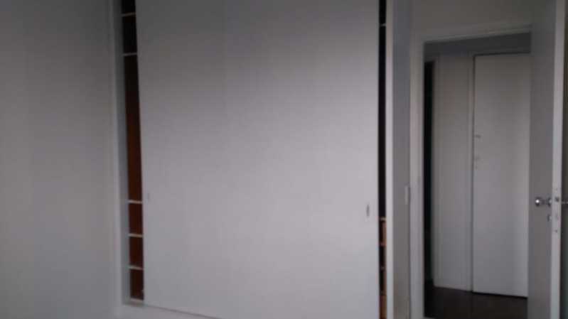 Armario solteiro 1. - Apartamento Para Alugar - Rio de Janeiro - RJ - Barra da Tijuca - ESAP20014 - 10