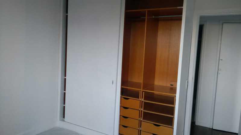 Armario solteiro 2. - Apartamento Para Alugar - Rio de Janeiro - RJ - Barra da Tijuca - ESAP20014 - 11