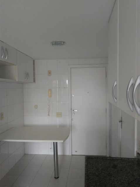 Copa cozinha - Apartamento Para Alugar - Rio de Janeiro - RJ - Barra da Tijuca - ESAP20014 - 6