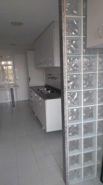 cozinha 2. - Apartamento Para Alugar - Rio de Janeiro - RJ - Barra da Tijuca - ESAP20014 - 9