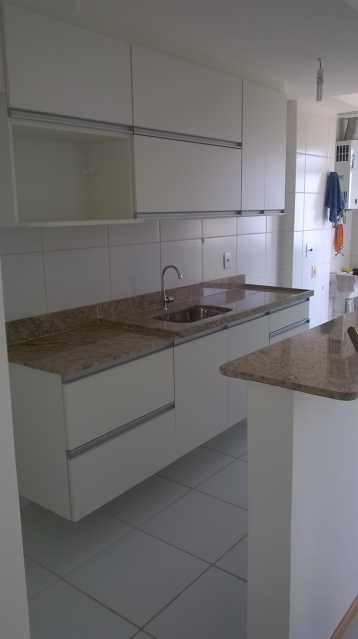 Cozinha Americana - Apartamento Para Alugar - Rio de Janeiro - RJ - Recreio dos Bandeirantes - ESAP20004 - 3
