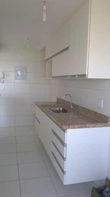 Cozinha - Apartamento Para Alugar - Rio de Janeiro - RJ - Recreio dos Bandeirantes - ESAP20004 - 4