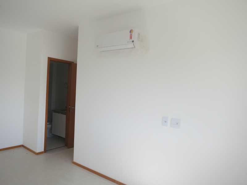 IMG_7501 quarto suite - Apartamento Para Alugar - Rio de Janeiro - RJ - Recreio dos Bandeirantes - ESAP20004 - 6