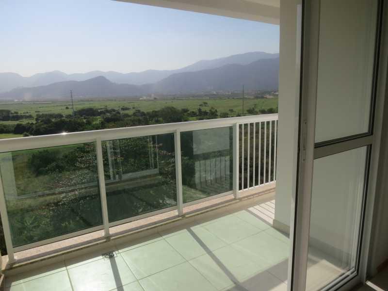 IMG_7515 Vista varanda - Apartamento Para Alugar - Rio de Janeiro - RJ - Recreio dos Bandeirantes - ESAP20004 - 10