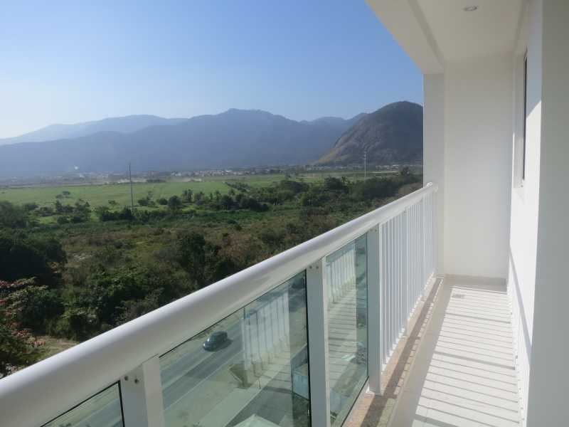 IMG_7517 Vista varanda - Apartamento Para Alugar - Rio de Janeiro - RJ - Recreio dos Bandeirantes - ESAP20004 - 11