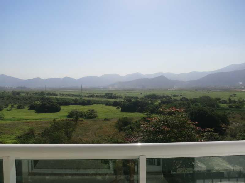 Vista da Varanda - Apartamento Para Alugar - Rio de Janeiro - RJ - Recreio dos Bandeirantes - ESAP20004 - 13