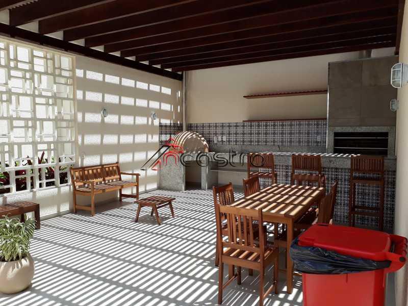Churrasqueira2 - Fachada - Meu Lugar Residencial - 20 - 5