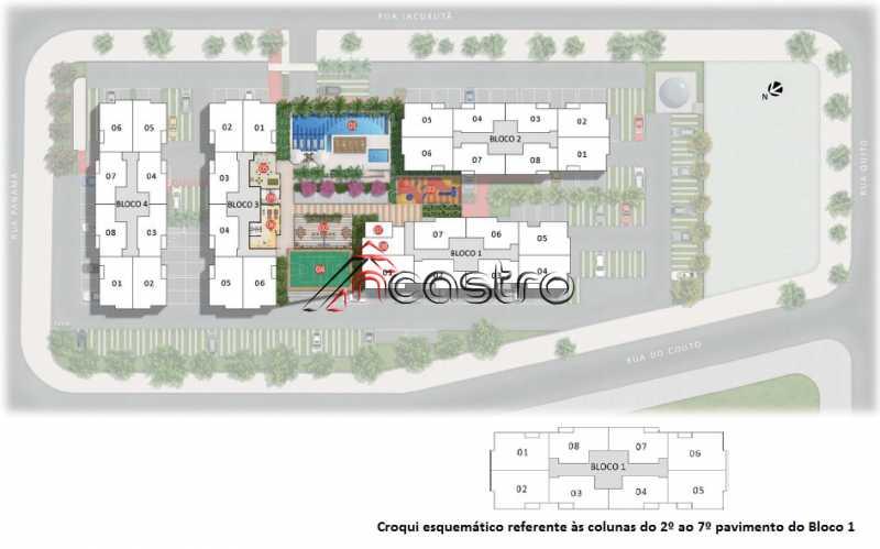 Masterplan - Fachada - Meu Lugar Residencial - 20 - 14