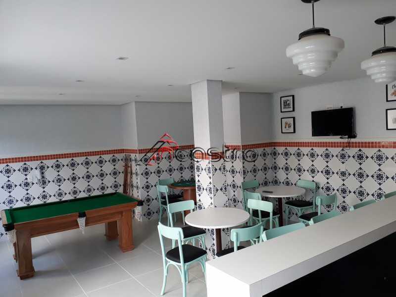 Salão de jogos Bar 2 - Fachada - Meu Lugar Residencial - 20 - 13