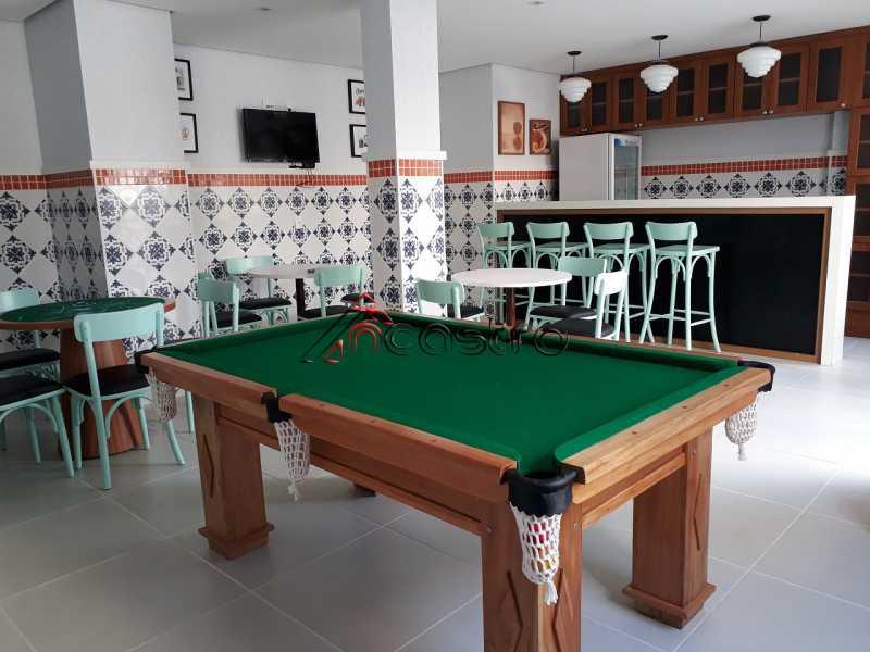 Salão de jogos Bar - Fachada - Meu Lugar Residencial - 20 - 12