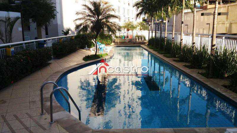ncastro2 - Apartamento à venda Estrada Coronel Vieira,Irajá, Rio de Janeiro - R$ 240.000 - 2157 - 1