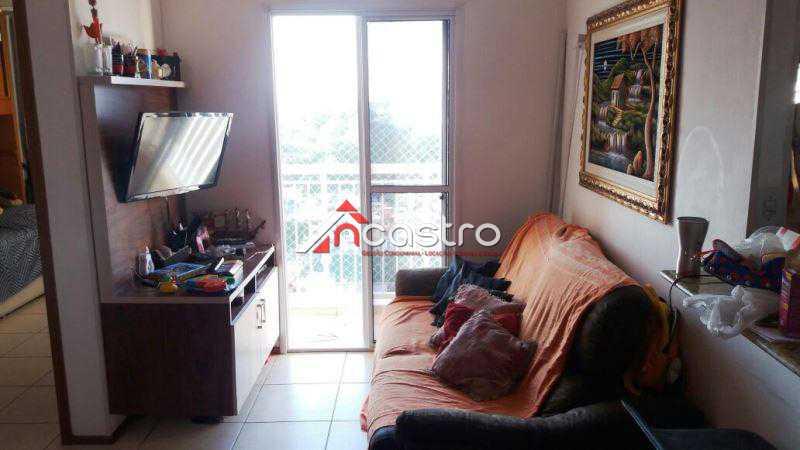 ncastro3 - Apartamento à venda Estrada Coronel Vieira,Irajá, Rio de Janeiro - R$ 240.000 - 2157 - 4