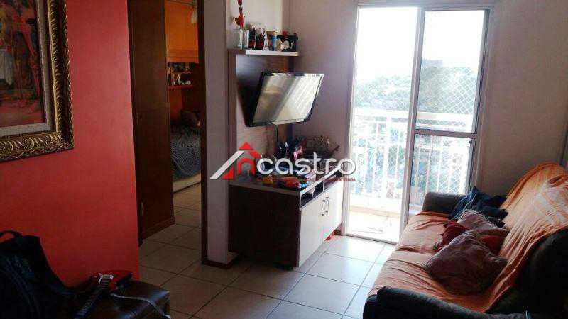 ncastro4 - Apartamento à venda Estrada Coronel Vieira,Irajá, Rio de Janeiro - R$ 240.000 - 2157 - 3
