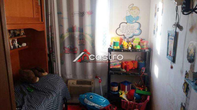 ncastro11 - Apartamento à venda Estrada Coronel Vieira,Irajá, Rio de Janeiro - R$ 240.000 - 2157 - 12