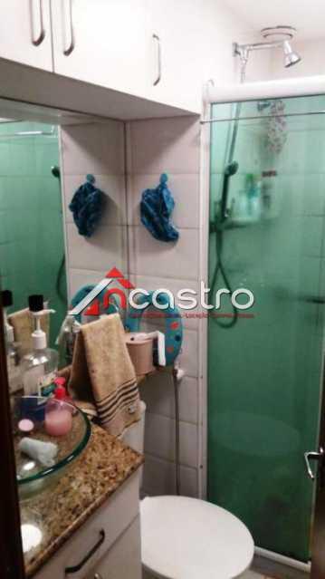 ncastro12 - Apartamento à venda Estrada Coronel Vieira,Irajá, Rio de Janeiro - R$ 240.000 - 2157 - 13