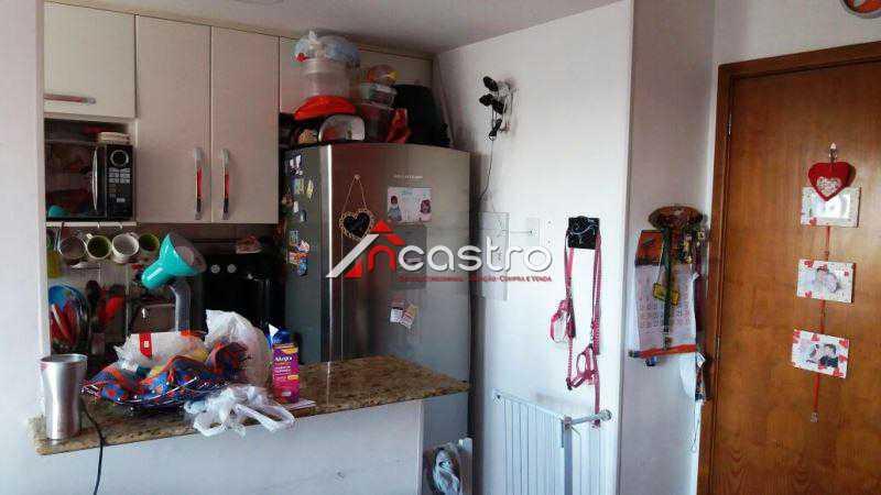 ncastro13 - Apartamento à venda Estrada Coronel Vieira,Irajá, Rio de Janeiro - R$ 240.000 - 2157 - 14