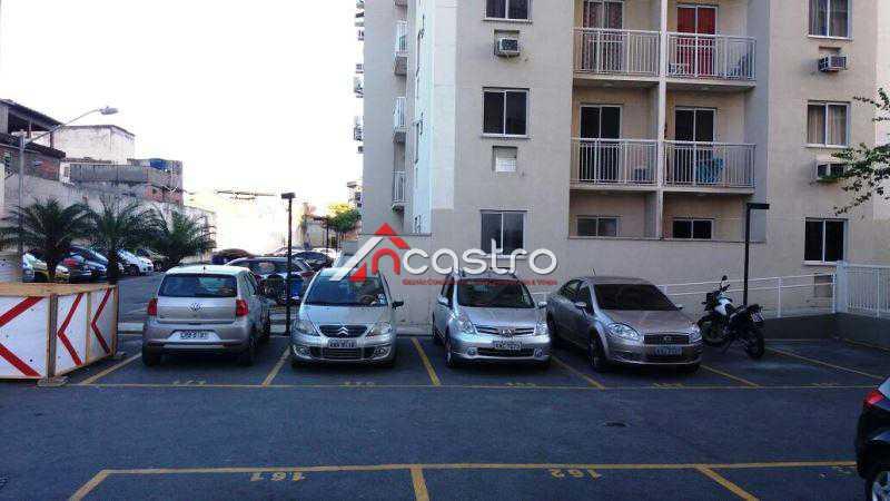 ncastro16 - Apartamento à venda Estrada Coronel Vieira,Irajá, Rio de Janeiro - R$ 240.000 - 2157 - 21