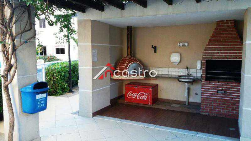 ncastro18 - Apartamento à venda Estrada Coronel Vieira,Irajá, Rio de Janeiro - R$ 240.000 - 2157 - 17