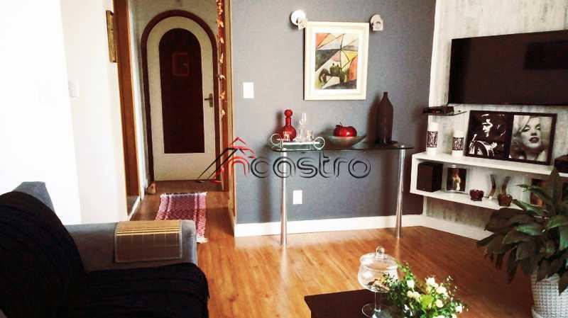 NCastro 01 - Apartamento Rua Álvaro Seixas,Engenho Novo,Rio de Janeiro,RJ À Venda,2 Quartos,55m² - 2101 - 1