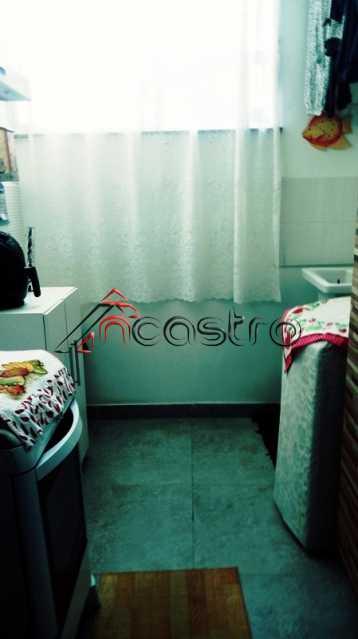 NCastro 03 - Apartamento Rua Álvaro Seixas,Engenho Novo,Rio de Janeiro,RJ À Venda,2 Quartos,55m² - 2101 - 4