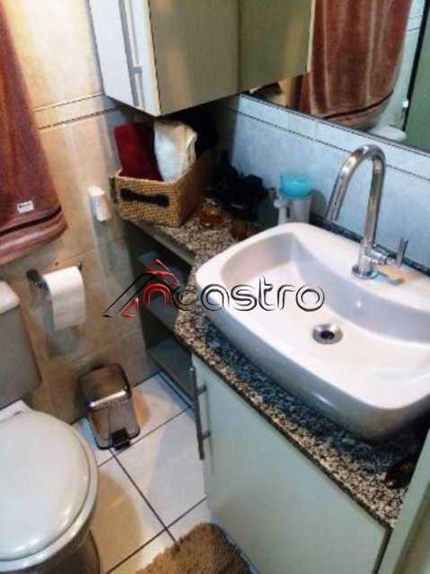NCastro04. - Apartamento Rua Milton,Ramos,Rio de Janeiro,RJ À Venda,3 Quartos,65m² - 3008 - 17