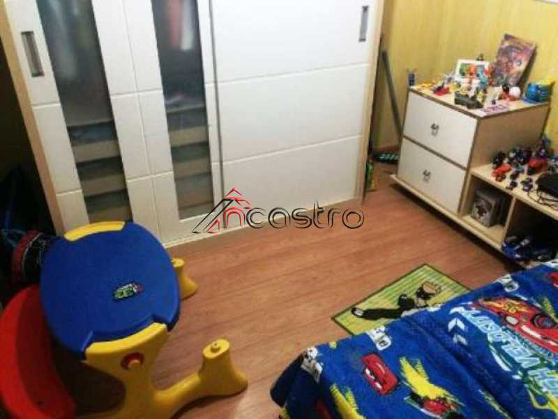 NCastro13. - Apartamento Rua Milton,Ramos,Rio de Janeiro,RJ À Venda,3 Quartos,65m² - 3008 - 9
