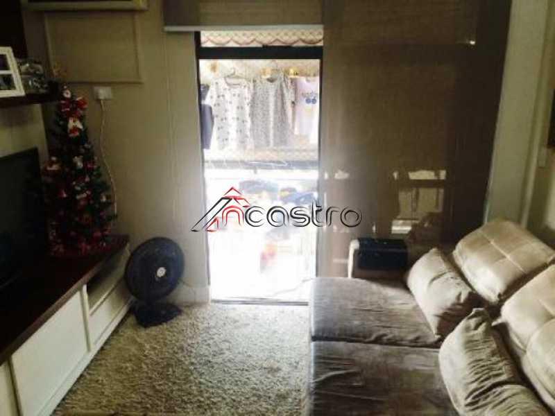 NCastro20. - Apartamento Rua Milton,Ramos,Rio de Janeiro,RJ À Venda,3 Quartos,65m² - 3008 - 3