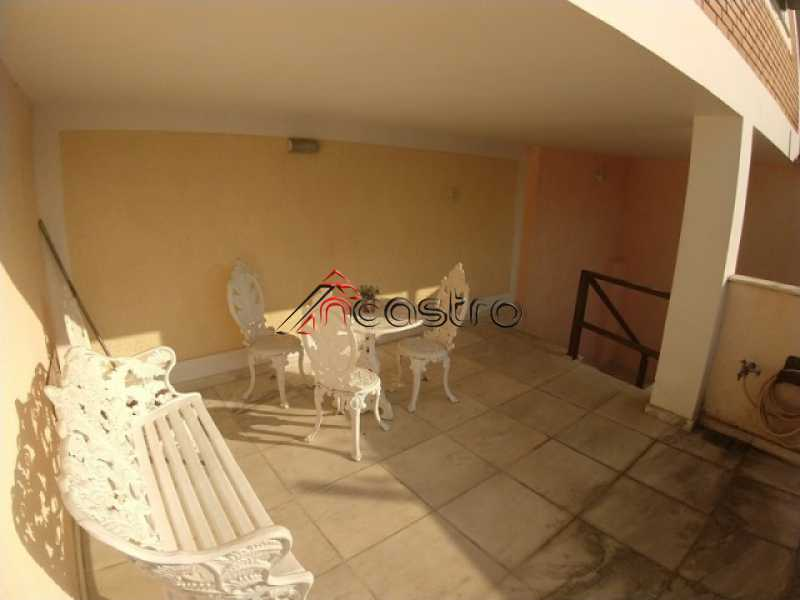 Ncastro3 - Casa Rua Doutor Manuel Marreiros,Bancários,Rio de Janeiro,RJ À Venda,3 Quartos - M2123 - 3
