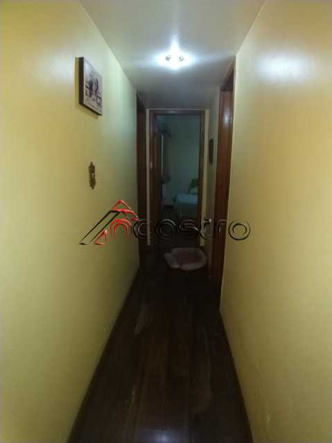 Ncastro8 - Casa Rua Doutor Manuel Marreiros,Bancários,Rio de Janeiro,RJ À Venda,3 Quartos - M2123 - 7